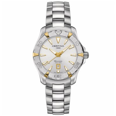Certina DS Action C032.251.21.031.00 Quartz, Vode odolnosť 300M, 34 mm