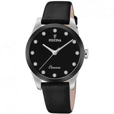 Festina Ceramic F20473/3 Keramika, Quartz, 35 mm