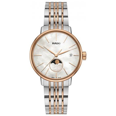 Rado Coupole Classic R22 883 94 3 Moonphases, Mother of Pearl, 34mm