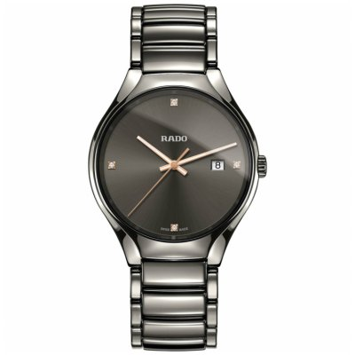 Rado True R27 239 71 2 Quartz, Diamanty, 40mm