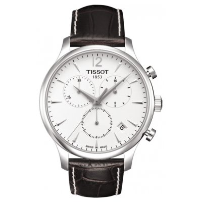 Tissot T-Classic T063.617.16.037.00 TRADITION, Quartz Chronograf, 42 mm