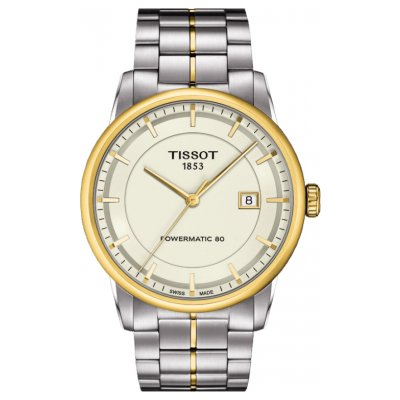 Tissot T-Classic T086.407.22.261.00 LUXURY, Automat, 41 mm