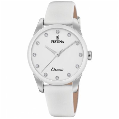 Festina Ceramic F20473/1 Keramika, Quartz, 35 mm