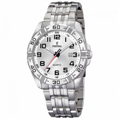 Festina Multifunction 16495/1 Water resistance 100M, Quartz, 46 mm