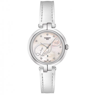 Tissot T-Lady T094.210.16.111.01 FLAMINGO, Quartz, 26 mm