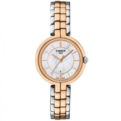 Tissot T-Lady T094.210.22.111.00 FLAMINGO, Quartz, 26 mm