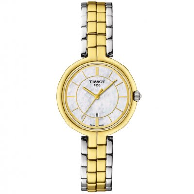 Tissot T-Lady T094.210.22.111.01 FLAMINGO, Quartz, 26 mm