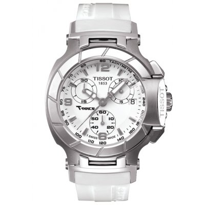Tissot T-Sport T048.217.17.017.00 T-RACE, Quartz Chronograf, 36.65 mm