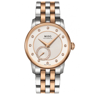 Mido Baroncelli Diamonds M0072282203600 Diamanty, Automat, 35 mm