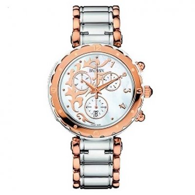 Balmain Downtown BALMAINIA CHRONO LADY B56383383 Arabeska, Quartz Chronograf, 38 mm