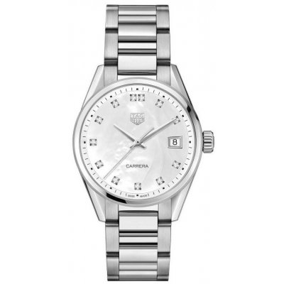 TAG Heuer Carrera WBK1318.BA0652 Diamanty, Quartz, 36 mm