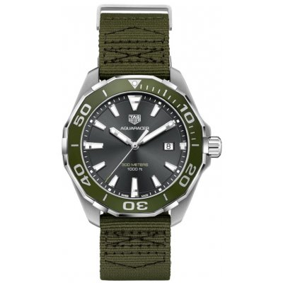 TAG Heuer Aquaracer WAY101L.FC8222 Vode odolnosť 300M, Quartz, 43 mm