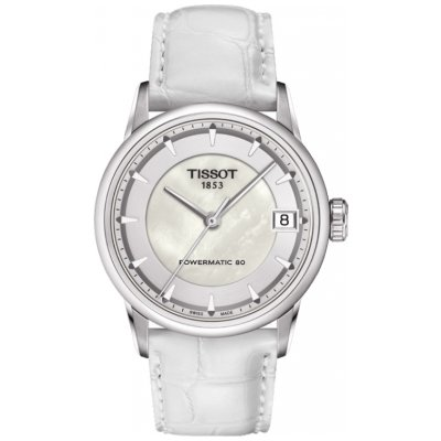 Tissot T-Classic T086.207.16.111.00 LUXURY, Automat, 33 mm