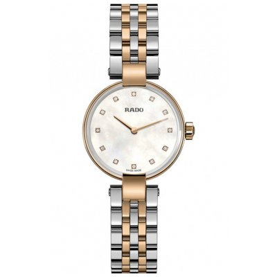Rado Coupole R22855929 Diamanty, Quartz, 27 mm