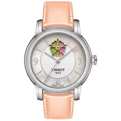 Tissot T-Lady Heart Flower T050.207.16.117.00 Powermatic 80, Automat, 35 mm
