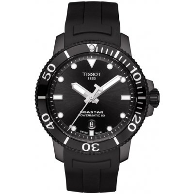 Tissot T-Sport SEASTAR 1000 T120.407.37.051.00 Powermatic 80, Water resistance 300M, 43mm