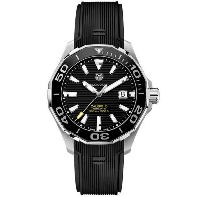 TAG Heuer Aquaracer Calibre 5 WAY201A.FT6142 Vodeodolnosť 300M, 43mm
