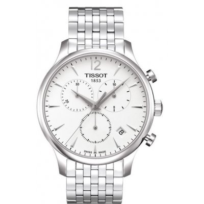 Tissot T-Classic T063.617.11.037.00 TRADITION, Quartz Chronograf, 42 mm