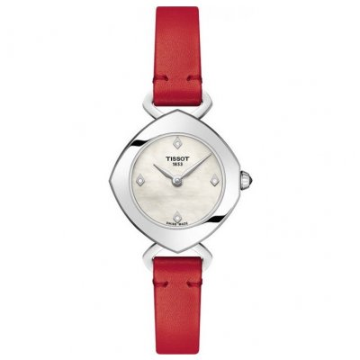 Tissot T-Lady T113.109.16.116.00 FEMINI-T, Diamanty, Quartz, 22.58 mm