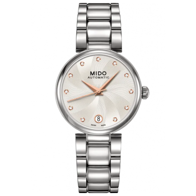 Mido Baroncelli Donna M0222071103610 Diamanty, Automat, 33 mm