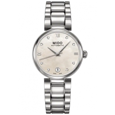 Mido Baroncelli Donna M0222071111610 Diamanty, Automat, 33 mm