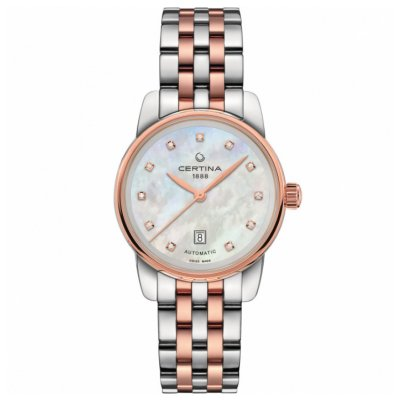 Certina DS Podium Lady C001.007.22.116.00 Diamonds, Automat, 29 mm