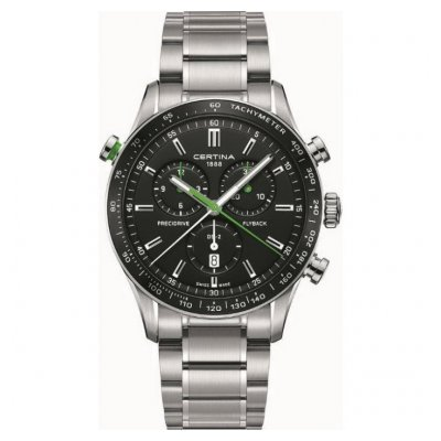 Certina DS-2 C024.618.11.051.02 Precidrive, Quartz Chronograph, 43 mm