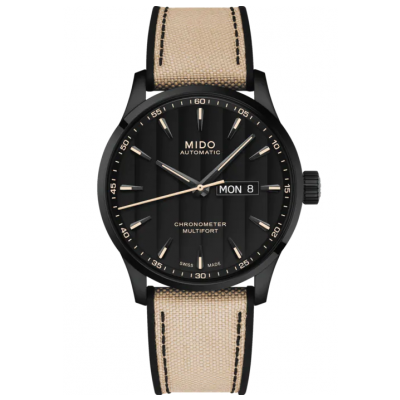 Mido Multifort III Automatic M0384313705109 Chronometer, Automat, 42 mm