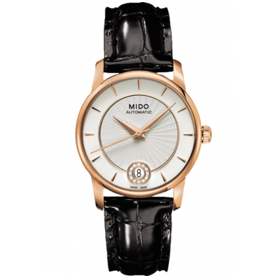 Mido Baroncelli Diamonds M0072073603600 Diamanty, Automat, 33 mm