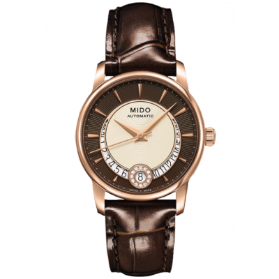 Mido Baroncelli Diamonds M0072073629100 Diamanty, Automat, 33 mm