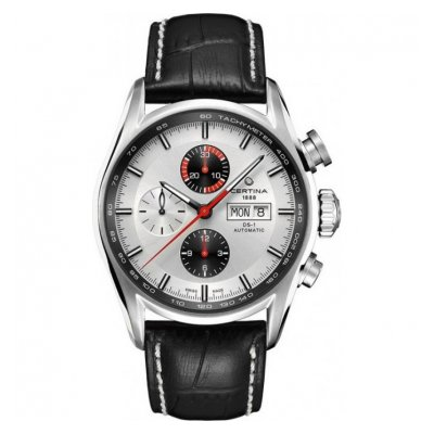 Certina DS-1 C006.414.16.031.01 Water resistance 100M, Automatic Chronograph, 43 mm