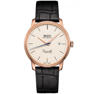 Mido Baroncelli Heritage M0274073626000 Automat, 39 mm