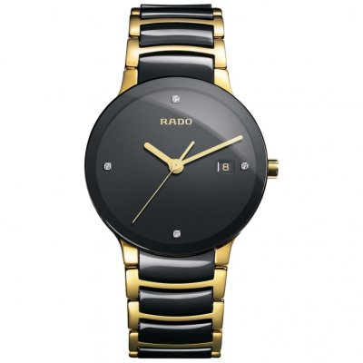 Rado Centrix R30 929 71 2 Diamany, Quartz, 38 mm