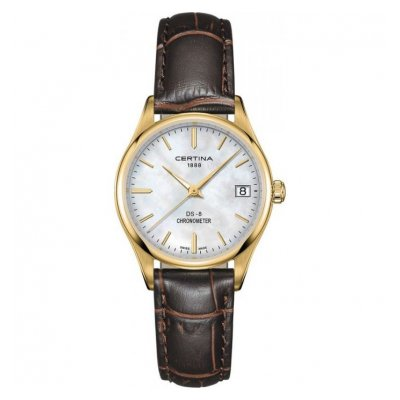 Certina DS-8 C033.251.36.111.00 Chronometer, Quartz, 33 mm