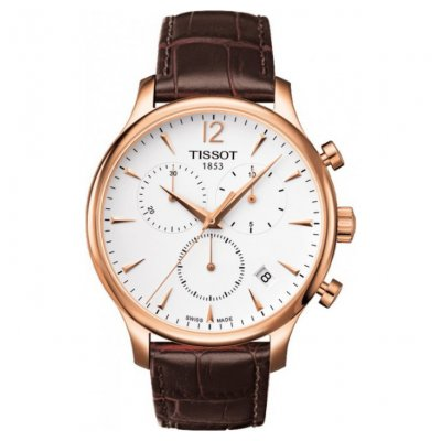 Tissot T-Classic T063.617.36.037.00 TRADITION, Quartz Chronograf, 42 mm