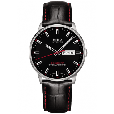 Mido Commander Chronometer M0214311605100 Automat, Chronometer, 40 mm