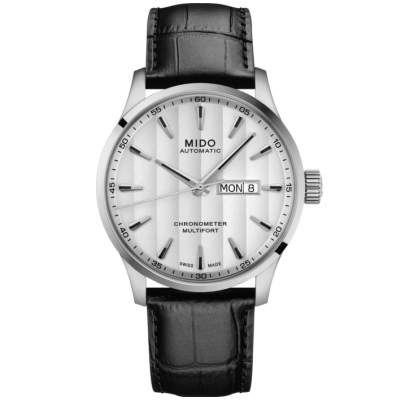 Mido Multifort M0384311603100 Automat, Chronometer, 42 mm