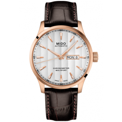 Mido Multifort M0384313603100 Automat, Chronometer, 42 mm