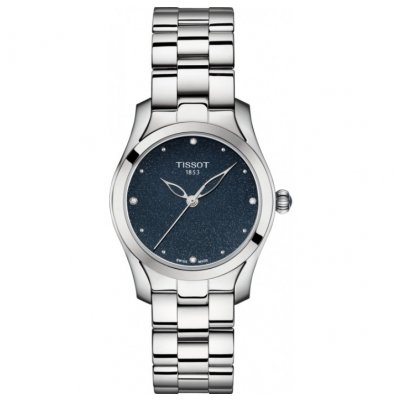 Tissot T-Lady T112.210.11.046.00 T-WAVE, Diamanty, 30 mm
