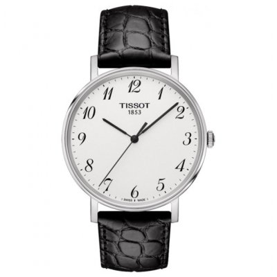 Tissot T-Classic T109.410.16.032.00 EVERYTIME, Quartz, 38 mm