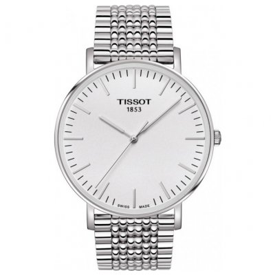 Tissot T-Classic Everytime T109.610.11.031.00 Quartz, 42 mm