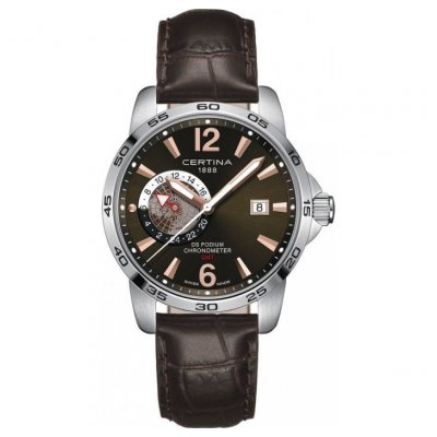 Certina DS Podium C034.455.16.087.01 Chronometer, Quartz, 41 mm
