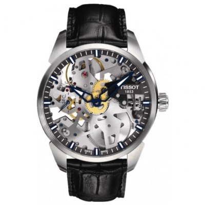 Tissot T-Classic T-COMPLICATIONS T070.405.16.411.00 Skeleton, Automat, 43 mm