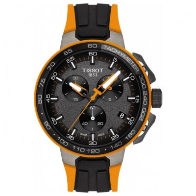 Tissot T-Race Cycling T111.417.37.441.04 Quartz Chronograf, 44.5 mm