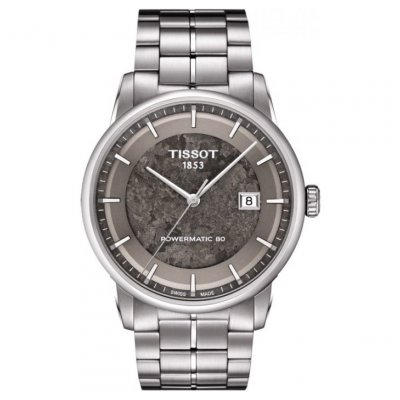 Tissot T-Classic T086.407.11.061.10 LUXURY, Automat, 41 mm