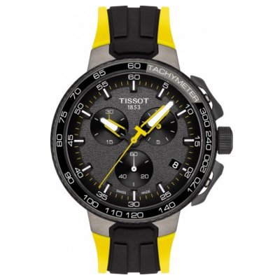 Tissot T-Race T111.417.37.441.00 Tour de France, Quartz Chronograf, 44.5 mm
