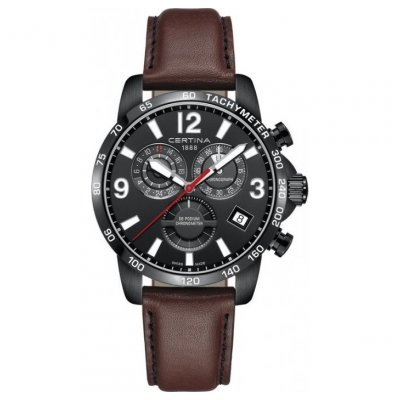 Certina DS Podium C034.654.36.057.00 Chronometer, Quartz Chronograf, 42 mm