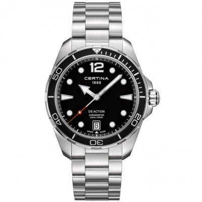 Certina DS Action Diver C032.451.11.057.00 Quartz COSC, Vode odolnosť 300M, 43 mm