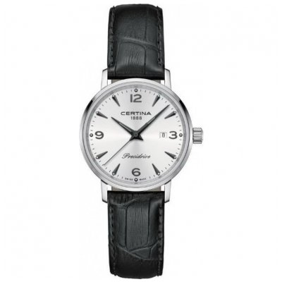 Certina DS Caimano Lady C035.210.16.037.00 Quartz, Vode odolnosť 100M, 28 mm