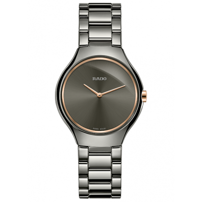 Rado True R27956132 Thinline, Quartz, 30 mm
